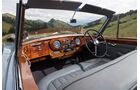 Rolls-Royce Silver Cloud I, Cockpit