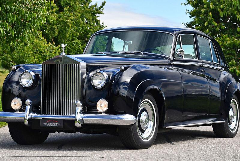 Rolls-Royce Silver Cloud II (1961)