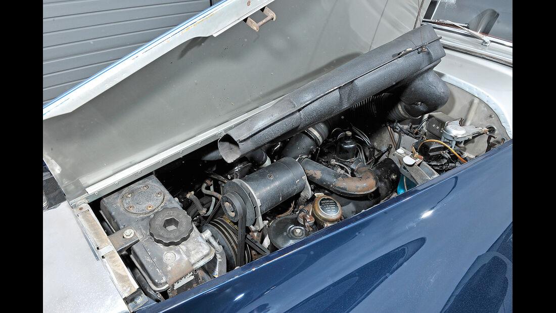 Rolls-Royce Silver Cloud II, Motor