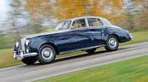 Rolls-Royce Silver Cloud II, Seitenansicht