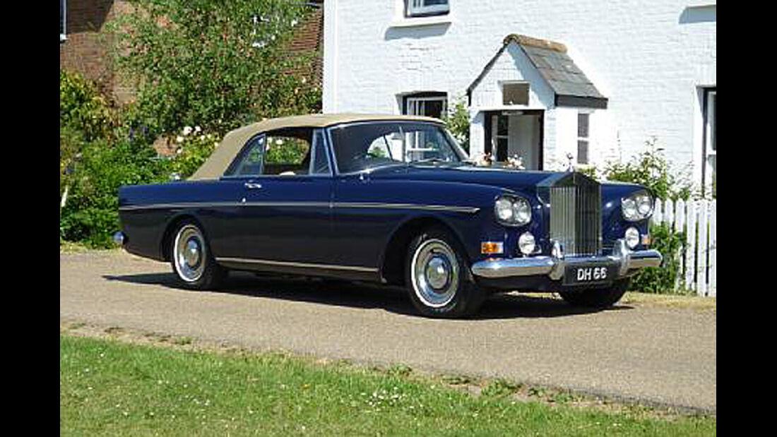 Rolls-Royce Silver Cloud III Drophead Coupé
