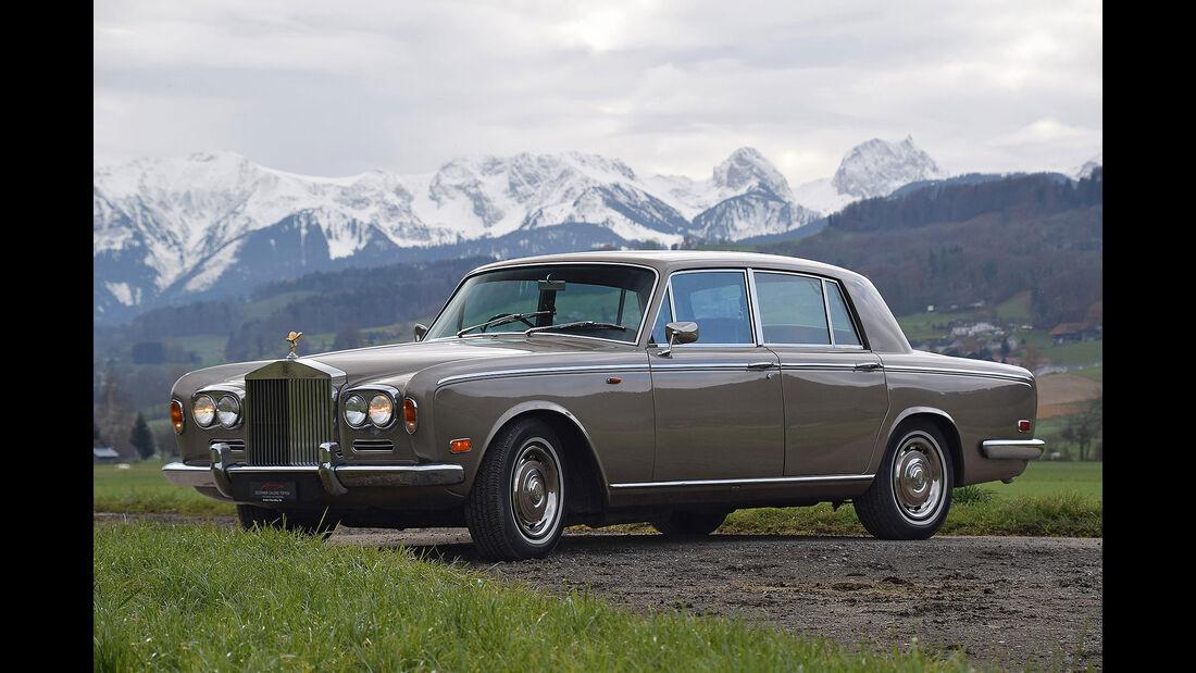 Rolls-Royce Silver Shadow 1969 Oldtimer Auktion Toffen