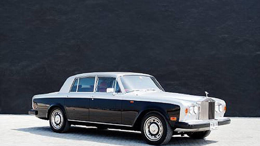 Rolls-Royce Silver Shadow II Saloon