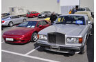 Rolls-Royce Silver Spirit, Lotus Esprit V8 Biturbo - Techno Classica 2011 - Privatmarkt