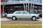 Rolls-Royce Silver Spirit, Seitenansicht