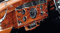 Rolls-Royce Silver Wraith, Baujahr 1954 Instrumentenbrett