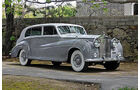 Rolls-Royce Silver Wraith Limousine - Frontansicht