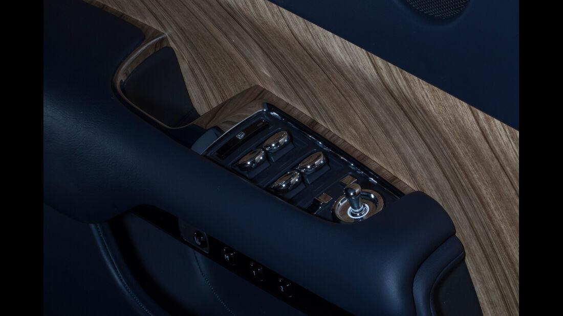 Rolls-Royce Wraith, Bedienelement