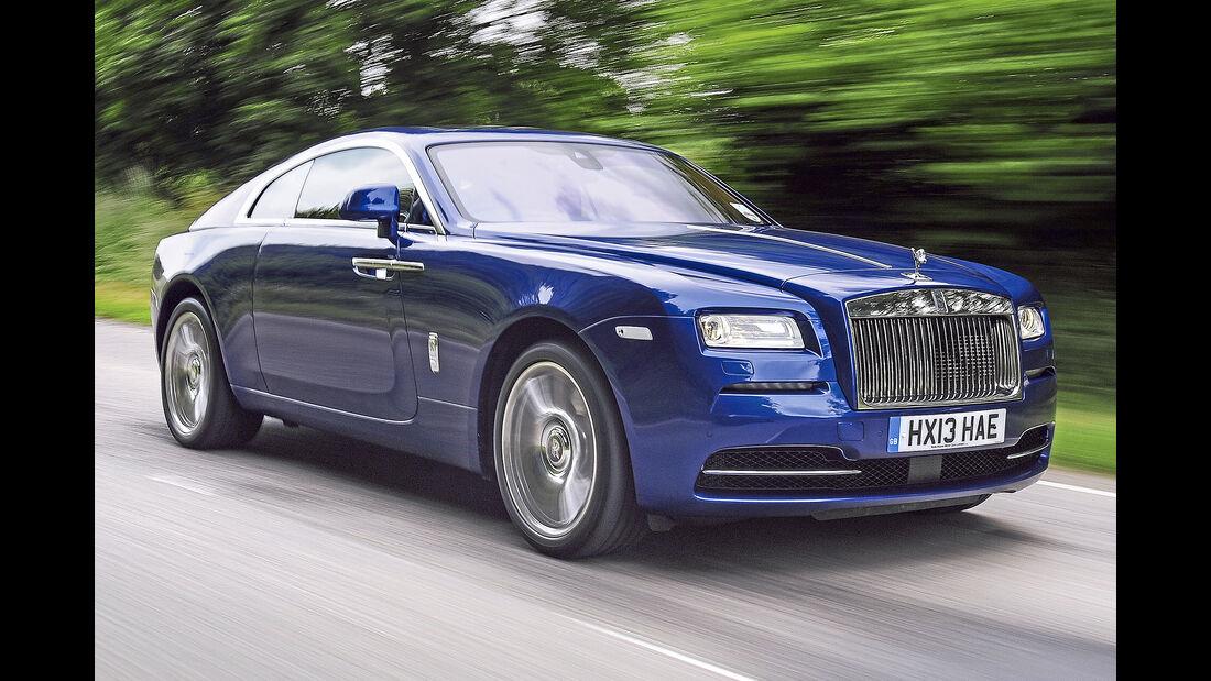Rolls-Royce Wraith, Best Cars 2020, Kategorie F Luxusklasse