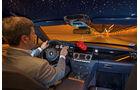 Rolls-Royce Wraith, Cockpit, Fahrersicht