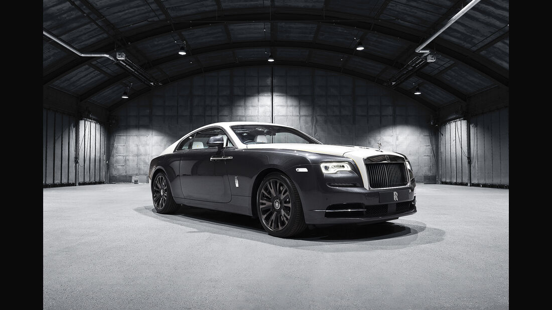 Rolls-Royce Wraith Eagle VIII Collection