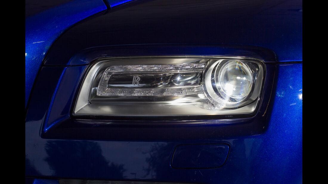 Rolls-Royce Wraith, Frontscheinwerfer