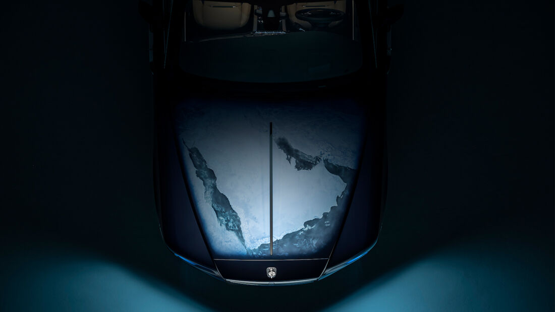 Rolls-Royce Wraith Inspired by Earth Sondermodell
