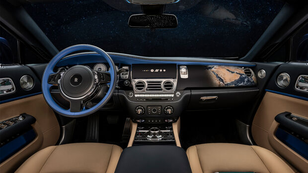 Rolls-Royce Wraith Inspired by Earth Sondermodell