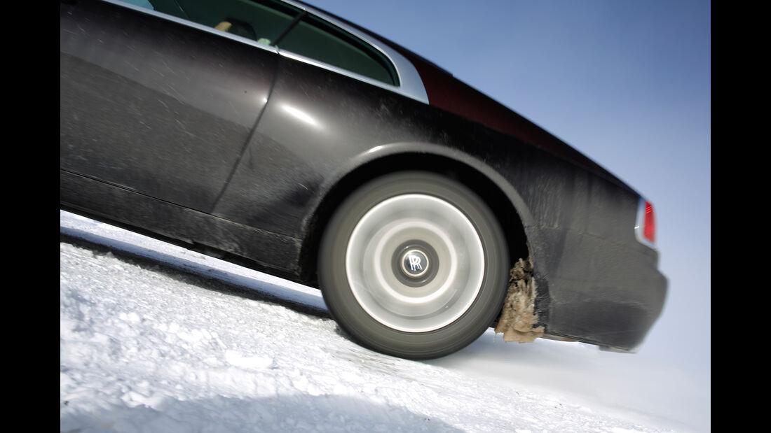 Rolls-Royce Wraith, Rad, Felge