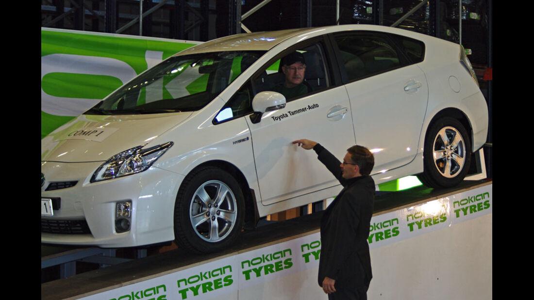 Rollwiderstandsarme Reifen, Toyota Prius