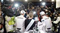 Romain Dumas - Neel Jani - Marc Lieb - Porsche - 24h-Rennen Le Mans 2016 - Donnerstag - 16.6.2016