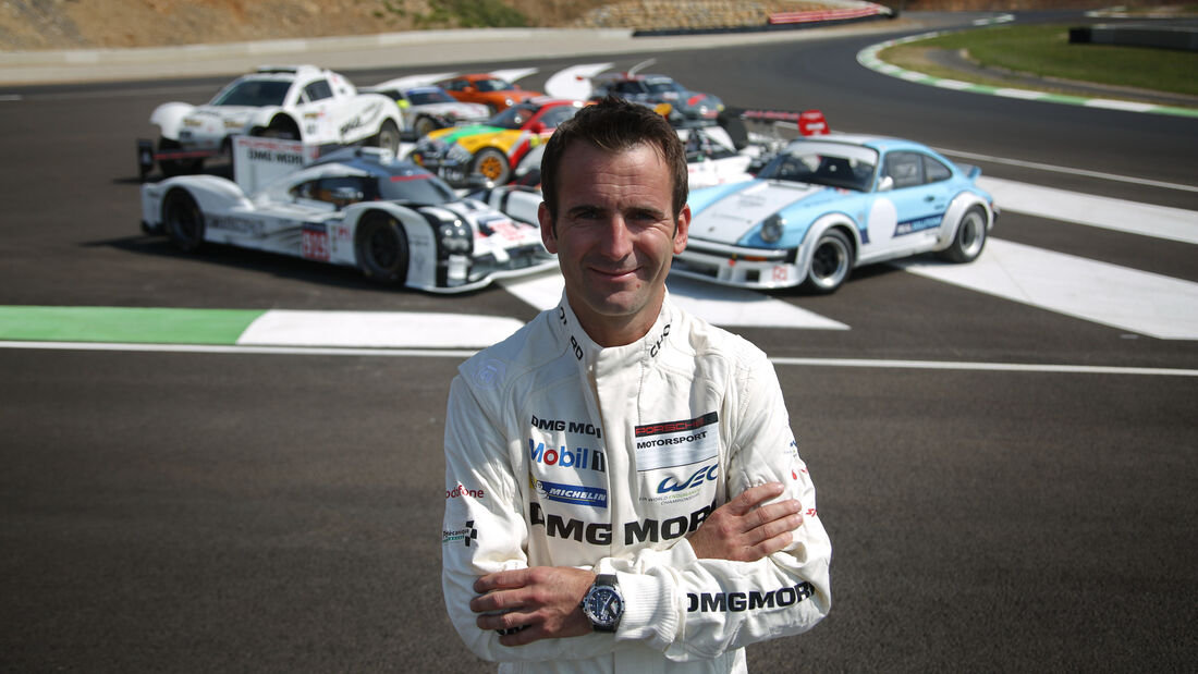 Romain Dumas, Porträt, Impression, Rennfahrer