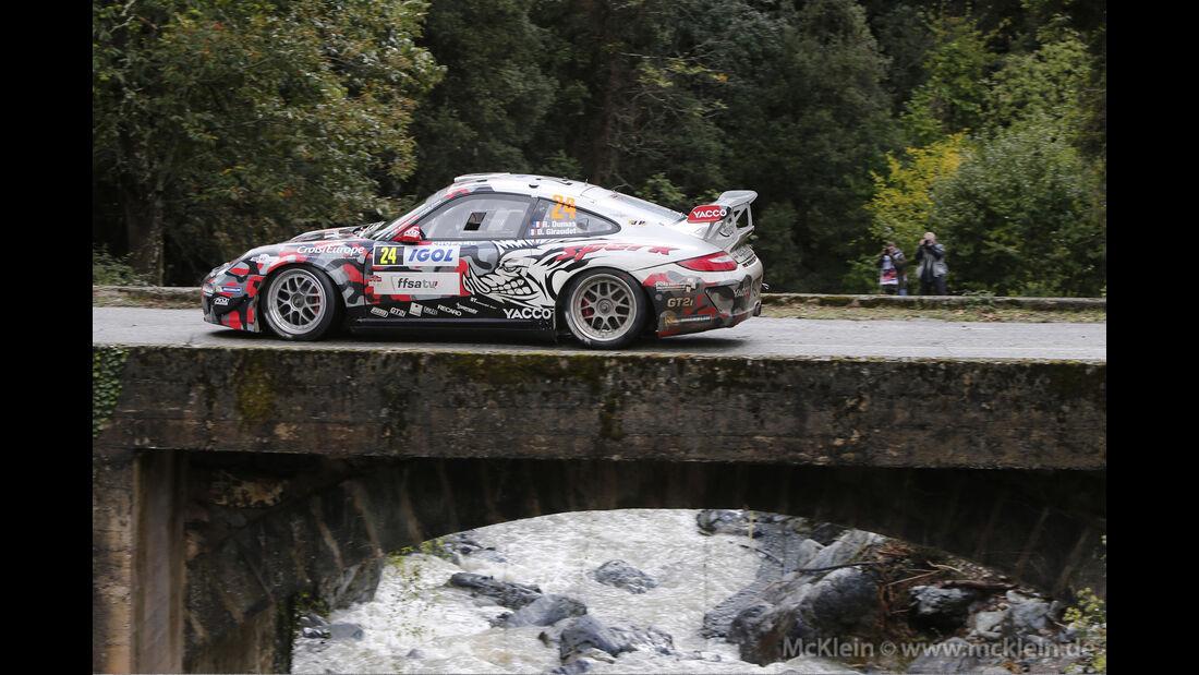 Romain Dumas - WRC - Rallye Frankreich - Tour de Corse - Korsika - 2015