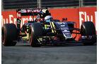 Romain Grosjean - Daniil Kvyat - Formel 1 - GP Singapur - 20. September 2015
