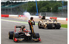 Romain Grosjean F1 Fun Pics 2012