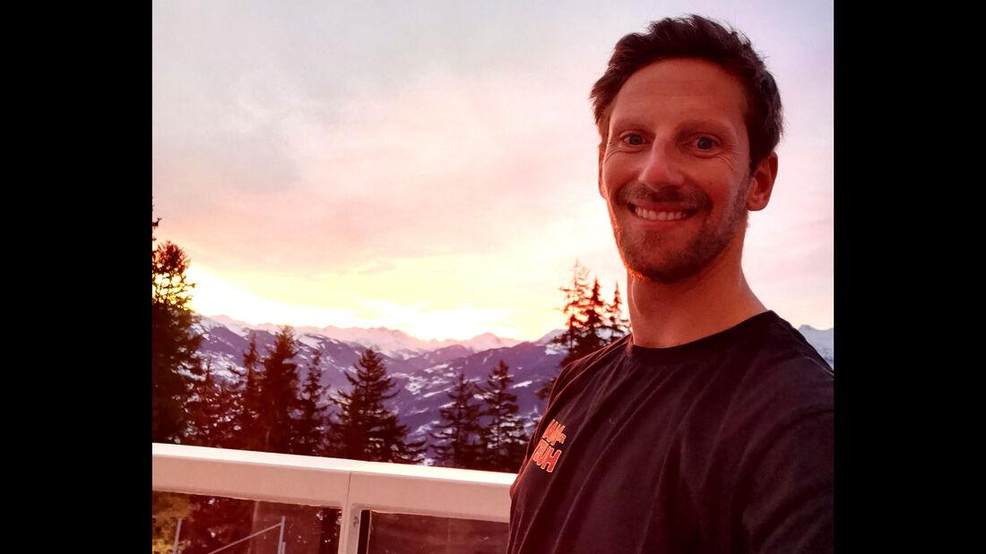 Romain Grosjean - F1-Winterpause - 2020