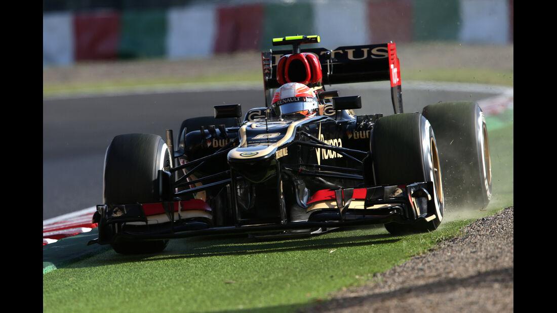 Romain Grosjean - Formel 1 - 2013