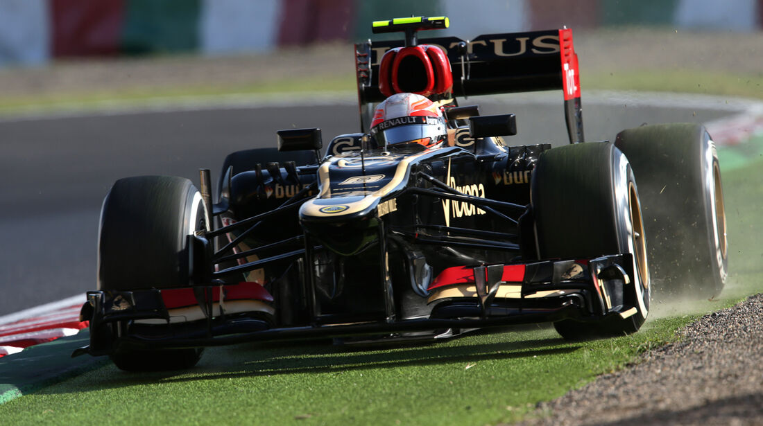 Romain Grosjean - Formel 1 - 2013