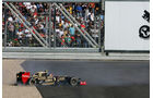 Romain Grosjean Formel 1 Austin GP USA 2012