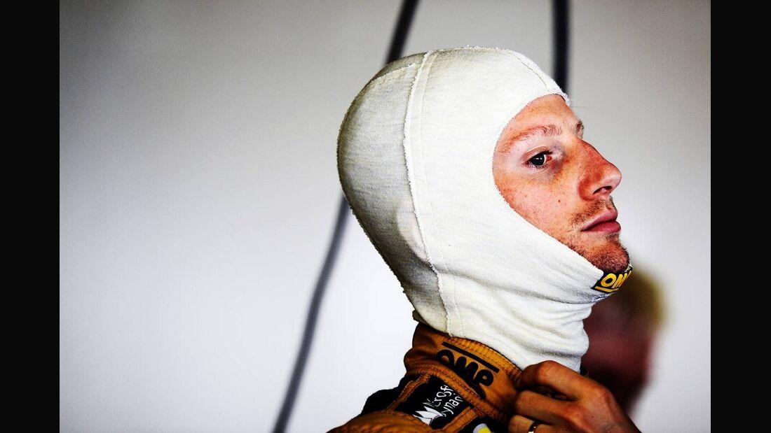 Romain Grosjean - Formel 1 - GP Abu Dhabi - 02. November 2012