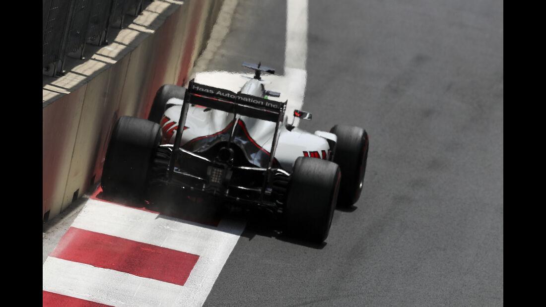Romain Grosjean - Formel 1 - GP Aserbaidschan 2016