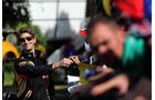 Romain Grosjean - Formel 1 - GP Australien - 13. März 2014