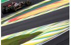 Romain Grosjean - Formel 1 - GP Brasilien - 8. November 2014