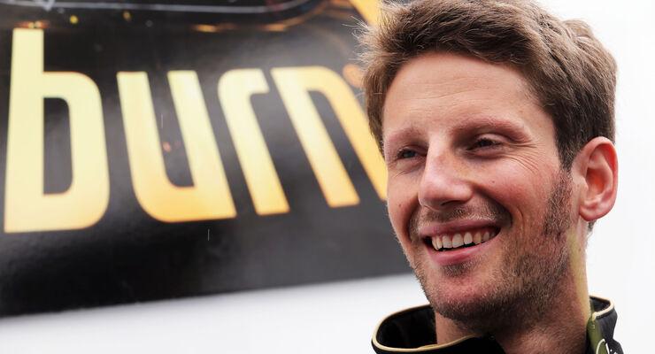 Romain Grosjean - Formel 1 - GP Kanada - Montreal - 5. Juni 2014