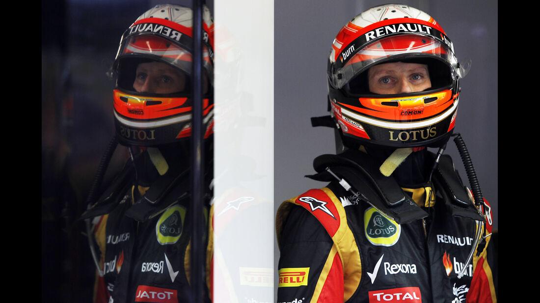 Romain Grosjean - Formel 1 - GP Monaco - 25. Mai 2013