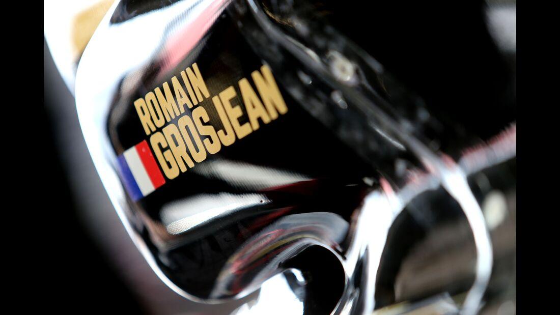Romain Grosjean  - Formel 1 - GP Monaco - Donnerstag - 21. Mai 2015