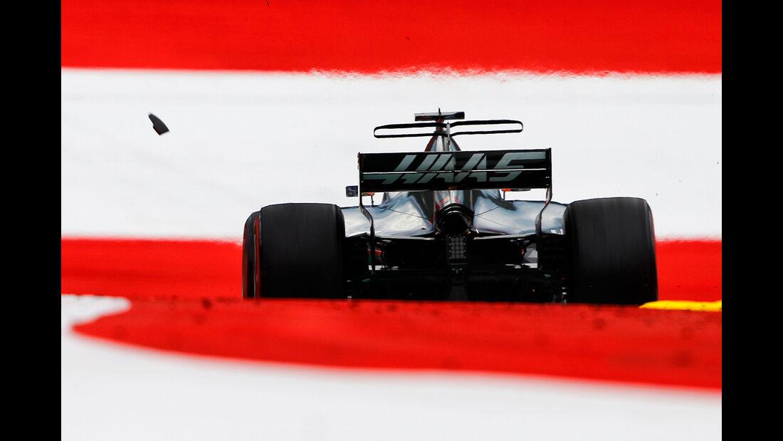 Romain Grosjean - Formel 1 - GP Österreich 2017