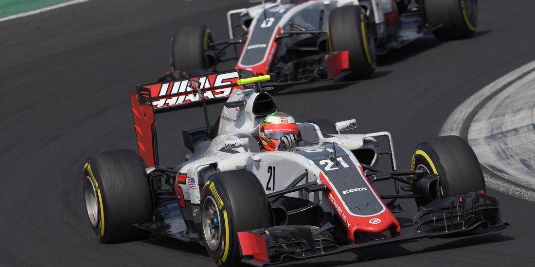 Romain Grosjean - Formel 1 - GP Ungarn 2016