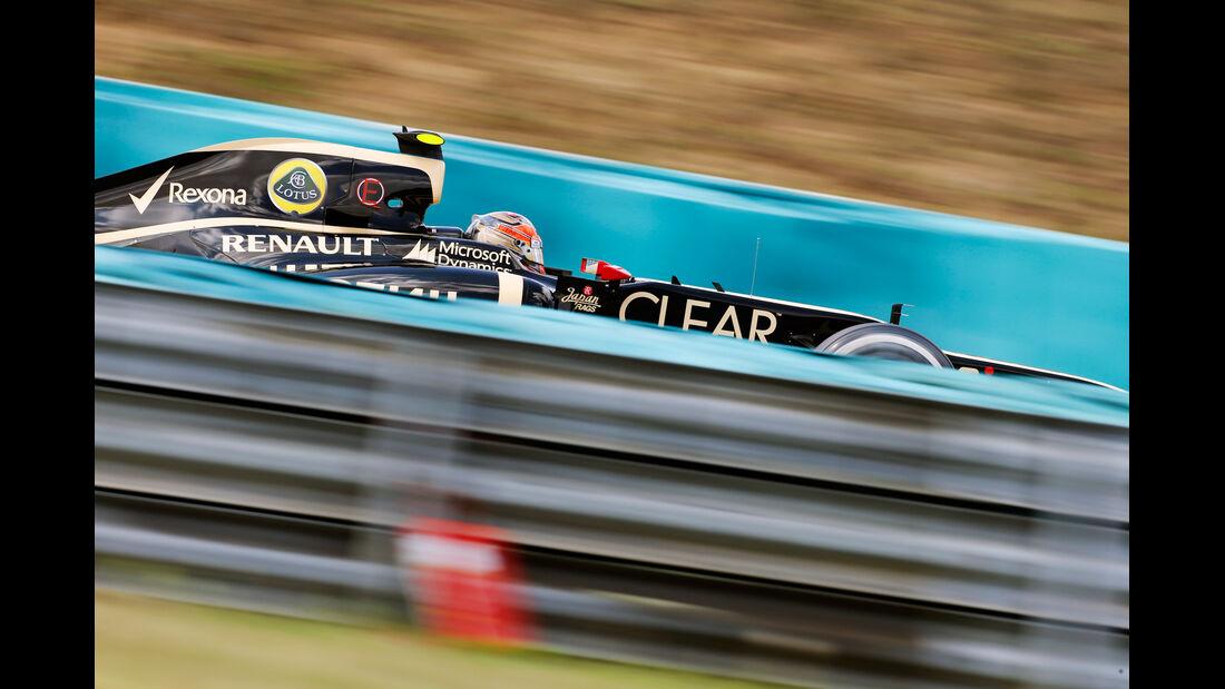 Romain Grosjean - Formel 1 - GP Ungarn - Budapest - 27. Juli 2012