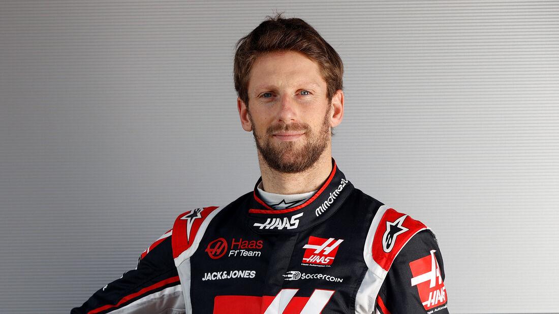 Romain Grosjean - Formel 1 - Haas - 2020
