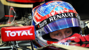 Romain Grosjean - Formel 1 - Test - Bahrain - 2014