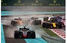 Romain Grosjean - GP Abu Dhabi 2018