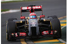 Romain Grosjean - GP Australien 2014