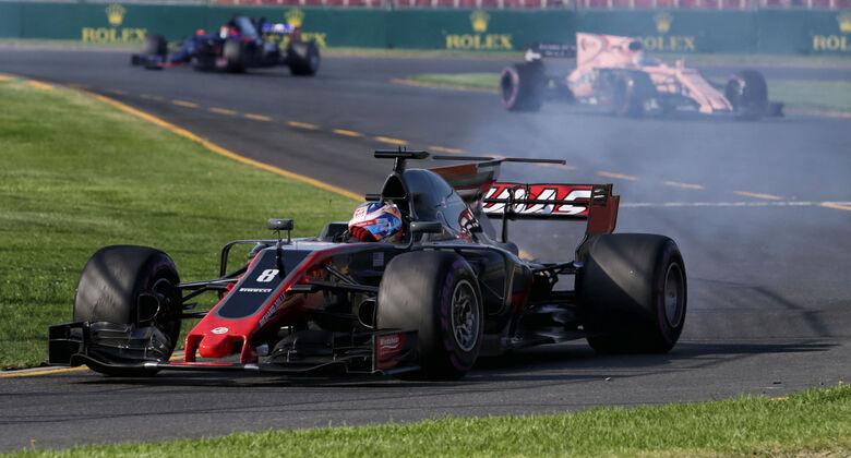 Haas startet mit Doppel-Ausfall