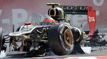 Romain Grosjean - GP Belgien 2012