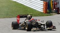 Romain Grosjean GP Deutschland 2012