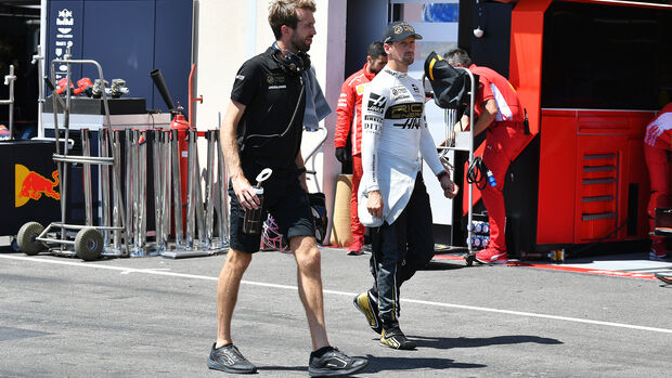 Romain Grosjean - GP Frankreich 2019