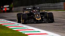 Romain Grosjean - GP Italien 2019