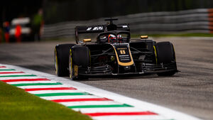 Romain Grosjean - GP Italien 2019