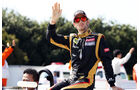 Romain Grosjean GP Japan 2012